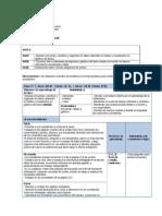Planificacion 3° graficos de barras y diagramas
