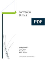 Portofoliu Muzică
