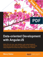 Data-oriented Development with AngularJS - Sample Chapter