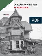Gotico carpintero - William Gaddis.pdf
