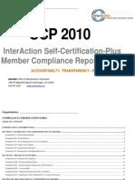2010 Self-Certification-Plus Compliance Form_0