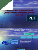 8. Planificarea Operatiunilor Portuare
