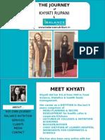 Meet Khyati Rupani