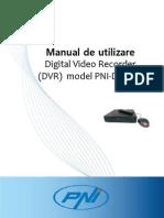 Manual Romana Dvr Pni Datbs1