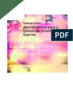 Apontamentos Para o Estudo Da Doutrina Espírita (Solange Araújo)