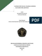 9. Audit Atas Laporan Keuangan Standar Auditing Dan Kode Etik Akuntan