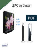 Samsung DLP Training 2007 - Orchid Stels
