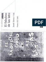 El fabuloso mundo de las letras - Jordi Sierra i fabra