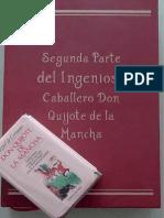 Don Quijote. Segunda parte