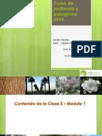 Clase5M12014 PLantas y jardines
