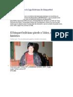 Apuntes de Baloncesto Boliviano
