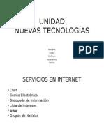 Tecnologias Internet