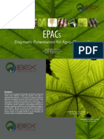 Enzymatic Potentiators for Agro-Chemicals  (EPACs)