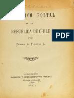 Diccionario Jeográfico Postal de La República de Chile. (1899)