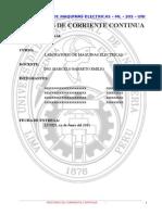 Informe 3 ML 202 Maquinas Electricas