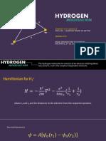 Hydrogen Molecule Ion