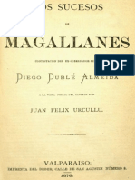 Los Sucesos de Magallanes. Contestación Del Ex Gobernador Diego Dublé Almeida a La Vista Fiscal Del Capitán Don Juan Félix Urcullu. (1878)
