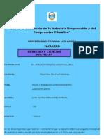 Inicio y Formas Del Procedimiento Administrativo.