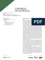 20140223 | Programa de Sala Orquestra Sinfónica do Porto Casa da Música | Concerto Comentado | RETRATOS DE VIAGEM