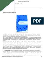 SALTANDO MUROS_ Medicalizar La Mente