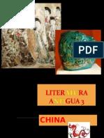 Literatura Antigua China