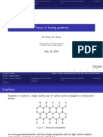 2. Theory of Doping Graphene