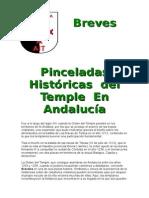 Pinceladas Templarias en Andalucia