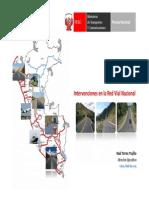 Carreteras en el PERU