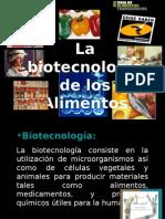 Biotecnologia de Los Aliemntos - Expoalimentos[1]