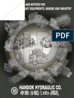 2009 Handok Hydraulic Catalog
