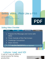 Pitch Like a PSS - Video - 8-22-12