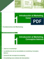 Tema 1- Introducción Al Marketing, Conceptos Básicos