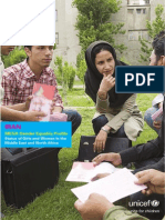Iran Gender Eqaulity Profile 2011