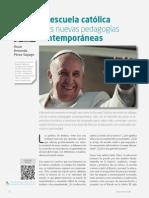 """1. LA ESCUELA CATÃ""""LICA Y LAS NUEVAS PEDAGOGÃ-AS CONTEMPORÃ-NEAS.pdf"""