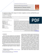 A numerical study of the impact of surface roughness.pdf
