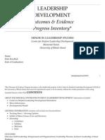 leadership inventory 2015