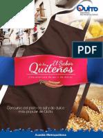 Cocina Sabor de Los Quiteños. Ecuador