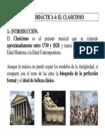 UD4 - Clasicismo