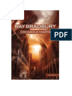 Ray Bradbury - Cronici Martiene