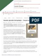 Resenha_ Aprender Antropologia – François Laplantine _ Blog Do Ben Oliveira