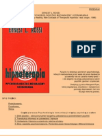 Ernest L. Rossi - pia Psychobiologiczne Mechanizmy Uzdrawiania