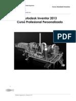 Curso Autodesk Inventor 2013 Hmn