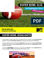 super bowl ad highlights