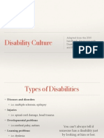 disability culture
