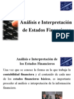 Analisis Financiero Semana 3 Ppt