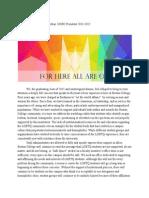 BC LGBT Policies Pledge
