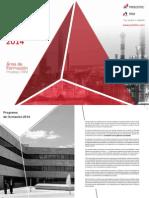 Programa Formacion 2014 PDF 1mb