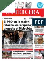 Diario La Tercera 28.04.2015