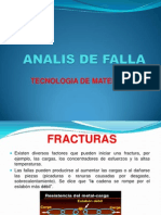 Analisis de Falla