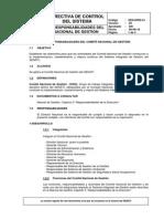 Acápite 1 Funciones Responsabilidades V2 Sept 2009